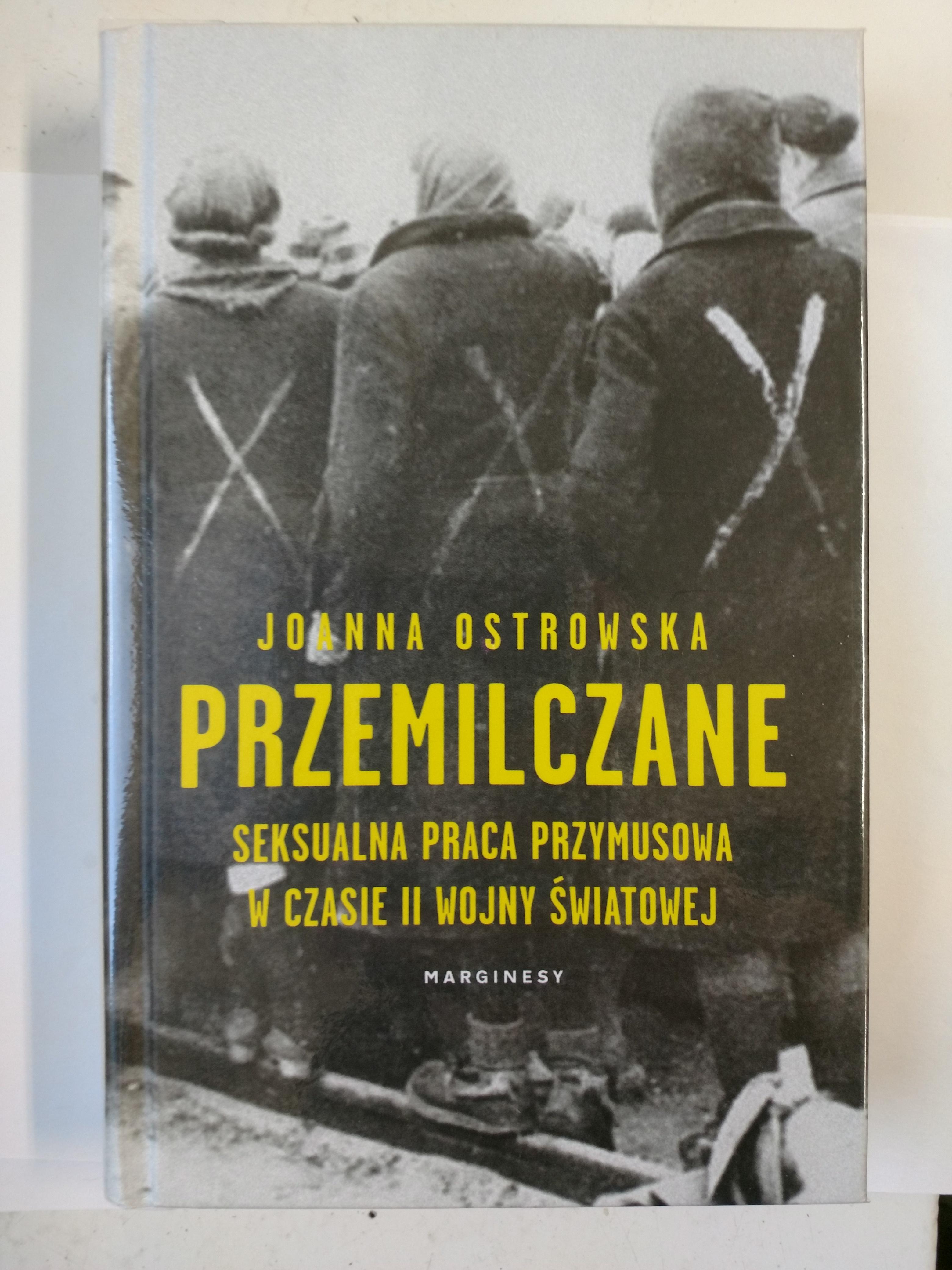 Przemilczane - Joanna Ostrowska