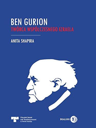 Ben Gurion - Anita Shapira